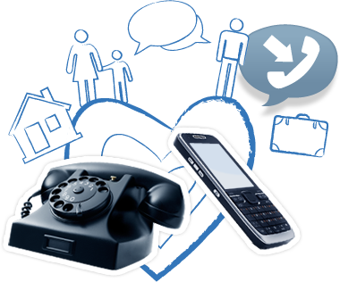 Forward Calls From 45+ Countries to Your Landline, Mobile or PC ...